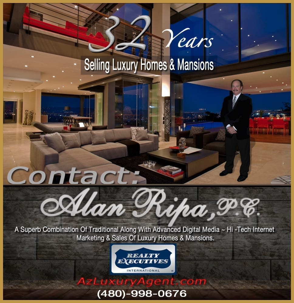 Alan Ripa, P.C. Realty Executives International